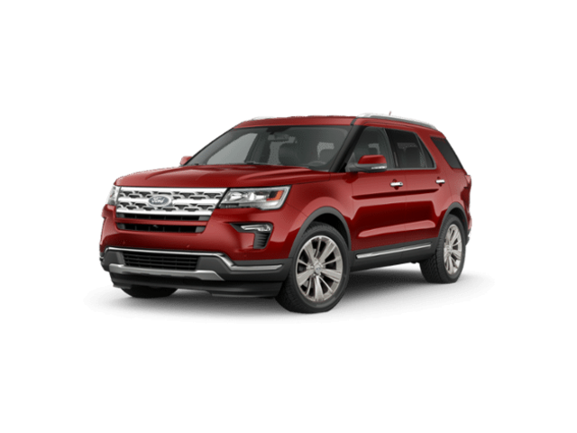 2019 Ford Explorer Limited 4X4 SUV
